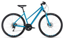 Crossbike Cube Nature EXC blue´n´blue