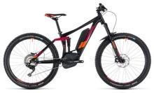 E-Bike Cube Sting Hybrid 140 Race 500 27.5 black´n´berry