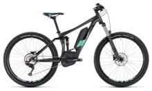 E-Bike Cube Sting Hybrid 120 Race ONE 500 27.5 iridium´n´mint