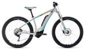 E-Bike Cube Access Hybrid Pro 400 white´n´blue