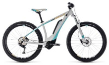 E-Bike Cube Access Hybrid Pro 400 white´n´blue