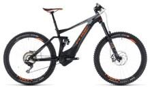 E-Bike Cube Stereo Hybrid 140 TM 500 27.5 black´n´orange