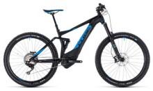 E-Bike Cube Stereo Hybrid 140 SL 500 27.5 black´n´blue