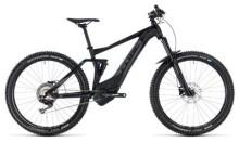 E-Bike Cube Stereo Hybrid 140 Pro 500 27.5 black´n´grey
