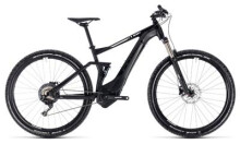 E-Bike Cube Stereo Hybrid 120 Pro 500 black´n´white