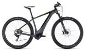 E-Bike Cube Reaction Hybrid SLT 500 grey´n´green