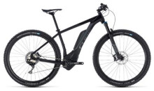 E-Bike Cube Reaction Hybrid EXC 500 black´n´grey