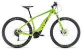 E-Bike Cube Acid Hybrid ONE 400 29 green´n´black