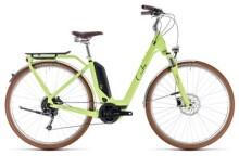 E-Bike Cube Elly Ride Hybrid 500 green´n´black