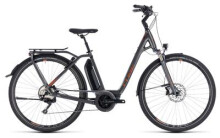E-Bike Cube Town Hybrid Sport Pro 500 grey´n´copper