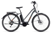 E-Bike Cube Town Hybrid Sport Pro 400 grey´n´copper