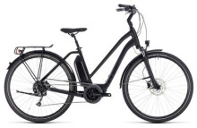 E-Bike Cube Town Hybrid Sport 500 black edition