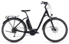 E-Bike Cube Town Hybrid Sport 400 black edition