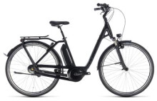 E-Bike Cube Town Hybrid Pro 400 black´n´grey