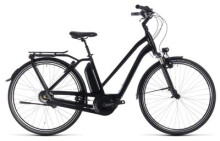 E-Bike Cube Town Hybrid Pro RT 400 black´n´grey