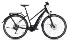 E-Bike Cube Touring Hybrid Pro 400 black´n´whit