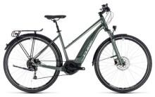 E-Bike Cube Touring Hybrid ONE 500 frostgreen´n´silver