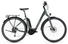 E-Bike Cube Touring Hybrid ONE 400 frostgreen´n´silver