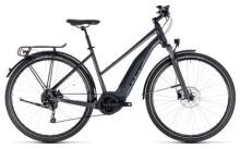 E-Bike Cube Touring Hybrid ONE 500 iridium´n´black