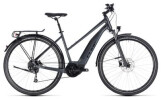 E-Bike Cube Touring Hybrid ONE 400 iridium´n´black
