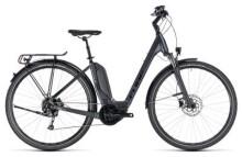 E-Bike Cube Touring Hybrid ONE 400 iridium´n´black