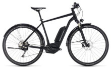 E-Bike Cube Cross Hybrid SL Allroad 500 black edition