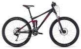 Mountainbike Cube Sting WS 120 PRO iridium´n´berry