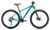 Mountainbike Cube Access WS SL blue´n´raspberry