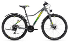 Kinder / Jugend Cube Access WS Allroad grey´n´green