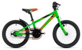Kinder / Jugend Cube Kid 160 flashgreen´n´orange