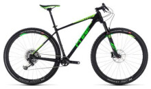 Mountainbike Cube Reaction C:62 Eagle carbon´n´green