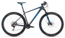 Mountainbike Cube Reaction C:62 SL grey´n´blue