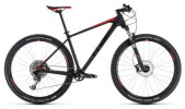 Mountainbike Cube Reaction C:62 Pro carbon´n´red