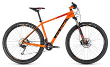 Mountainbike Cube Acid orange´n´black
