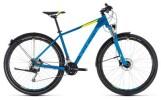 Mountainbike Cube Aim SL Allroad blue´n´flashyellow