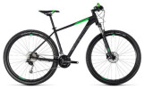 Mountainbike Cube Aim SL black´n´flashgreen