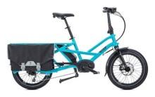 E-Bike Tern GSD S10 gloss beetle blue