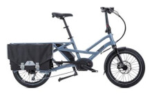 E-Bike Tern GSD S10 matte silver blue