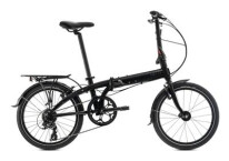 Faltrad Tern Link C8 black / grey