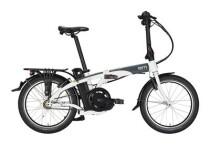 E-Bike Tern e-Link D7i white / grey / green