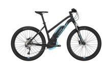 E-Bike Conway eMR 227 SE 500 Trapez black matt/blue -40 cm