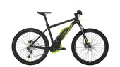 E-Bike Conway eMR 227 SE 500 black matt/lime -56 cm