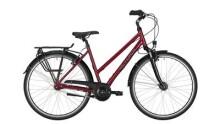"Citybike Victoria Trekking 1.7 Trapez 28"" berry red/black"