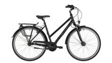 """Citybike Victoria Trekking 1.7 Trapez 28"""" black /copper"""