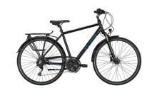 "Trekkingbike Victoria Trekking 2.9 D Herren 28"" black/blue"