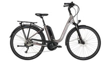 "E-Bike Victoria e Trekking 6.4 Deep 28"" coolgrey/red"