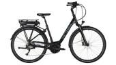 "E-Bike Victoria e Trekking 6.3 Wave 28"" black/skyblue"