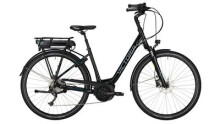 "E-Bike Victoria e Trekking 6.3 Wave 28"" black/skyblue"