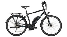 "E-Bike Victoria e Trekking 6.3 Herren 28"" black/skyblue"