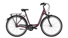 "Citybike Victoria Classic 1.4 / 1.7 Deep 26"" merlot/red"